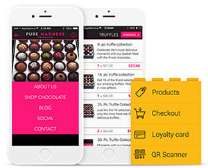 E-Commerce From Within Your Mobile Application