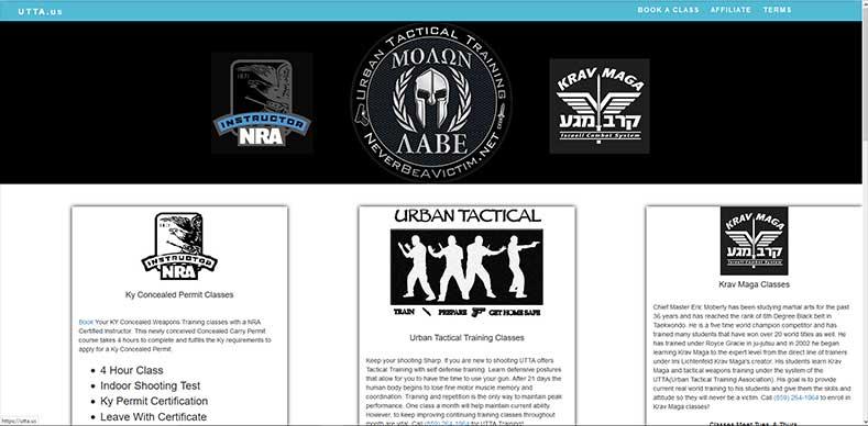 RockNspace - Web Design Clients